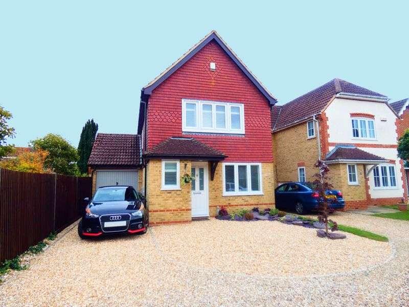 3 Bedrooms Property for sale in Summerleigh Walk Stubbington, Fareham