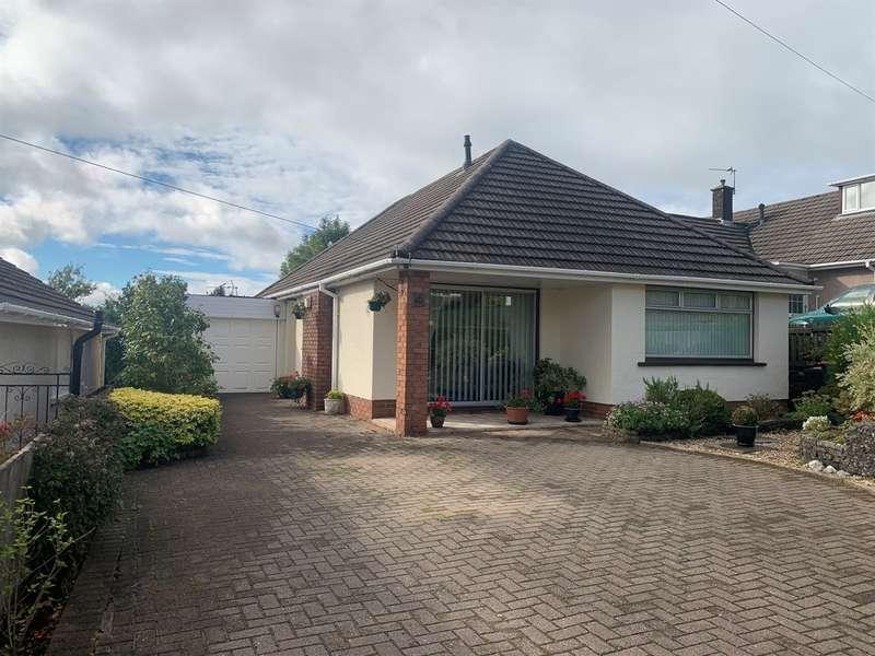 2 Bedrooms Detached Bungalow for sale in High Cross Lane, Rogerstone, Newport