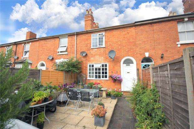 2 Bedrooms Terraced House for sale in Wood Terrace, Worcester, Worcestershire