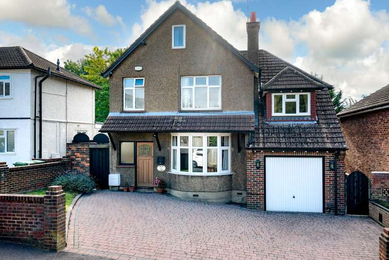 5 Bedrooms Detached House for sale in Deaconsfield Road, Hemel Hempstead