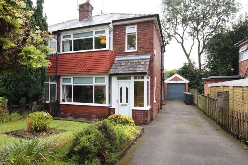3 Bedrooms Semi Detached House for sale in Agecroft Road West, Manchester