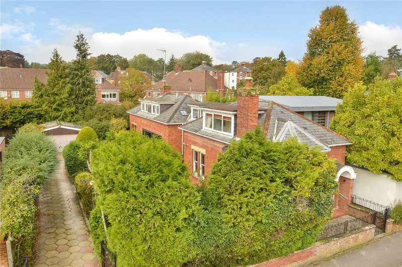 5 Bedrooms Detached House for sale in St. Faiths Road, Winchester, Hampshire, SO23