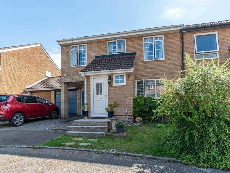 4 Bedrooms Semi Detached House for sale in Long Beech, Singleton, Ashford, Kent, TN23 4XU