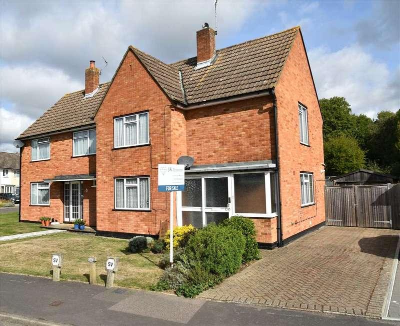3 Bedrooms Semi Detached House for sale in Willow Lea, Tonbridge