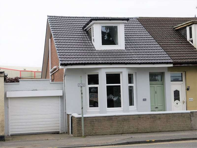 2 Bedrooms Semi Detached House for sale in Windmillhill Street, Motherwell, ML1