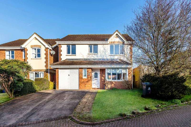 5 Bedrooms Detached House for sale in Juno Drive, Lydney