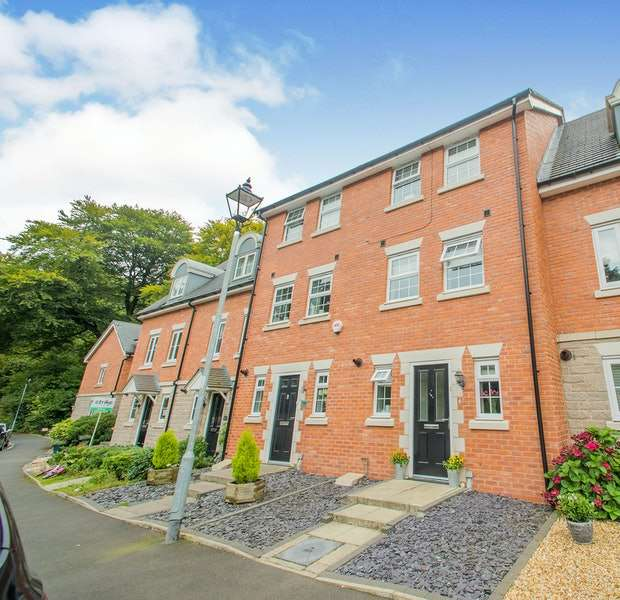 3 Bedrooms Terraced House for sale in Temple Road, Bolton, Greater Manchester, BL1