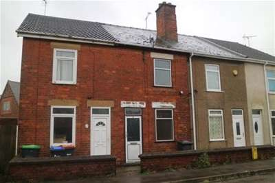 3 Bedrooms Terraced House for rent in New Street, Huthwaite ng17