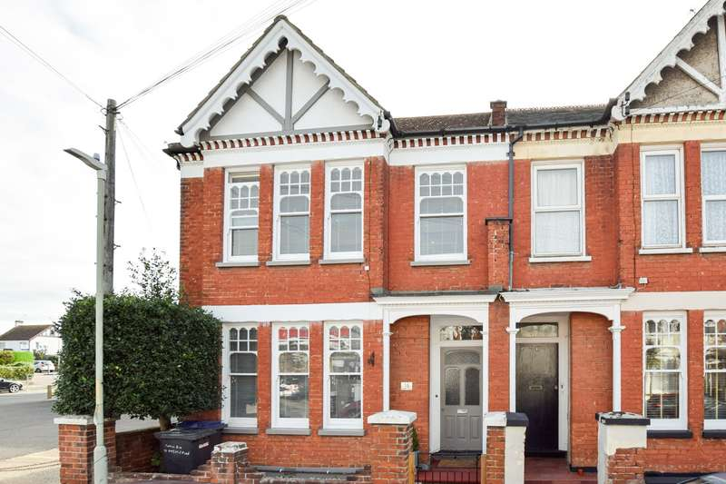 4 Bedrooms Terraced House for sale in Gosfield Road, Herne Bay