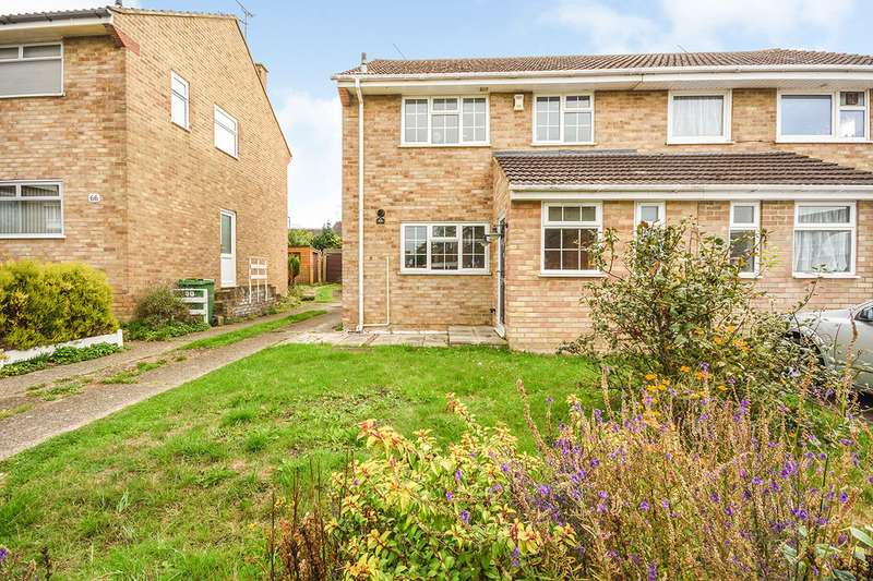 3 Bedrooms Semi Detached House for sale in Alkham Road, Maidstone, Kent, ME14