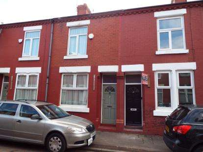 2 Bedrooms Terraced House for sale in Brailsford Road, Manchester, Greater Manchester, Uk
