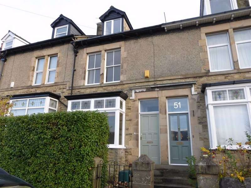4 Bedrooms Terraced House for sale in Westbourne Road, Lancaster, LA1