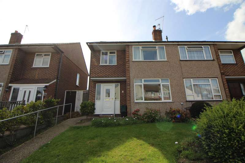 3 Bedrooms Semi Detached House for sale in Elgin Road, Cheshunt, Waltham Cross