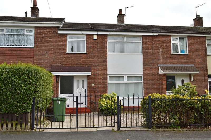 3 Bedrooms Town House for sale in Medway Road, Oldham, OL8 4NP