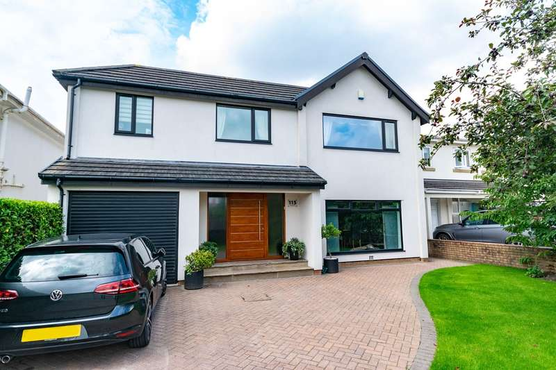 4 Bedrooms Detached House for sale in Blackpool Road, Ansdell, FY8