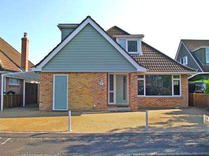 5 Bedrooms Bungalow for sale in Ashurst, Southampton, Hampshire