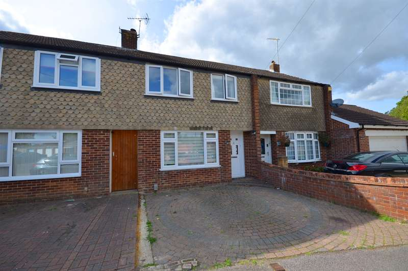 3 Bedrooms House for sale in Birch Road, Hedge End, Southampton, SO30