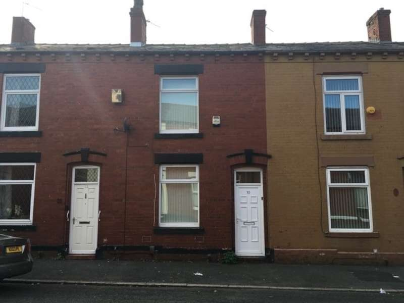 2 Bedrooms Terraced House for sale in 10 Argus Street, Hollinwood, Lancashire
