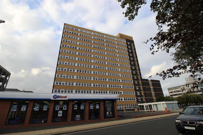 1 Bedroom Studio Flat for sale in Trinity Road, Bootle, Liverpool, L20 3RG