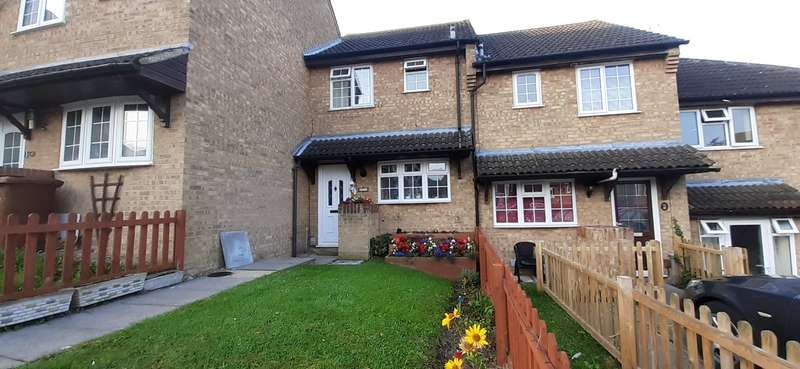 2 Bedrooms House for sale in Christie Close, Chatham, Kent, ME5
