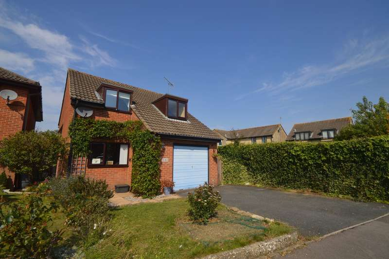 3 Bedrooms Detached House for sale in Partridge Way, Cirencester
