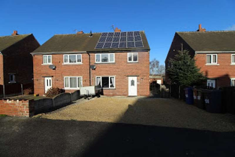 3 Bedrooms Semi Detached House for sale in Wilson Street, Barnsley, South Yorkshire, S73