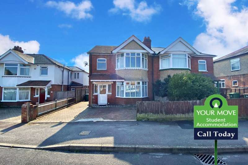 7 Bedrooms Semi Detached House for rent in Kitchener Road, Southampton, SO17