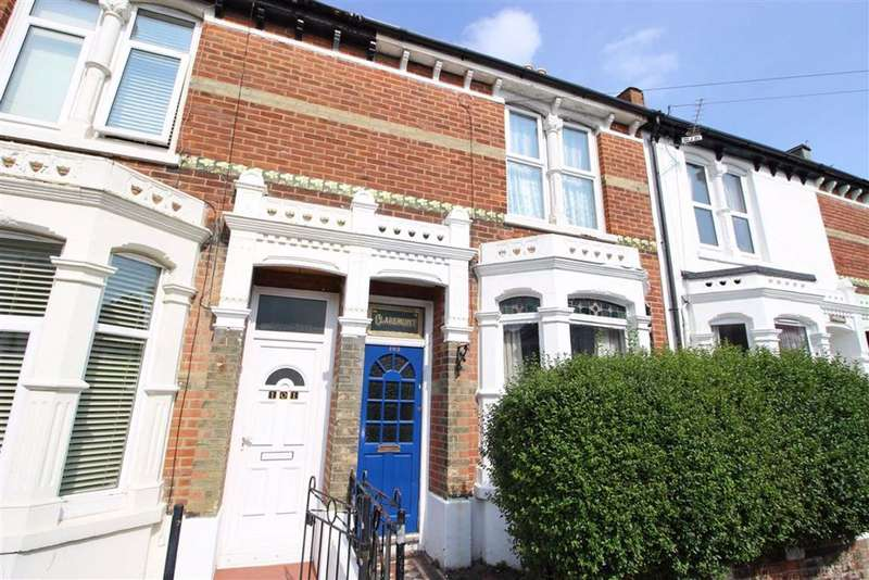 3 Bedrooms Terraced House for sale in Grayshott Road, Southsea