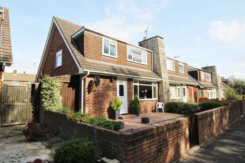 3 Bedrooms Semi Detached House for sale in Great Copse Drive, Havant, Hampshire, PO9