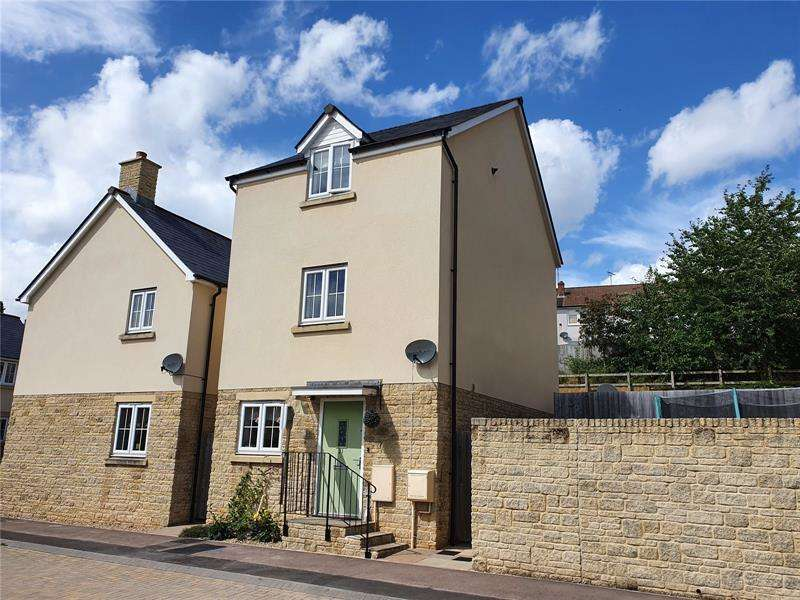 4 Bedrooms Detached House for sale in Vicarage Drive, Mitcheldean, Gloucestershire, GL17