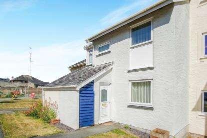 2 Bedrooms Terraced House for sale in Ffordd Siabod, Menai Marina, Y Felinheli, Gwynedd, LL56