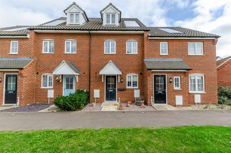 3 Bedrooms Town House for sale in Wymondham, NR18