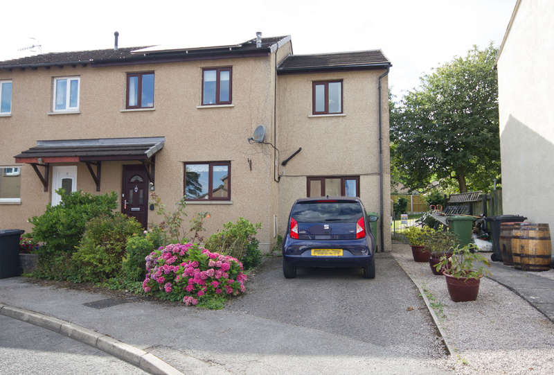 3 Bedrooms Semi Detached House for sale in Chambers Close, Kendal, Cumbria