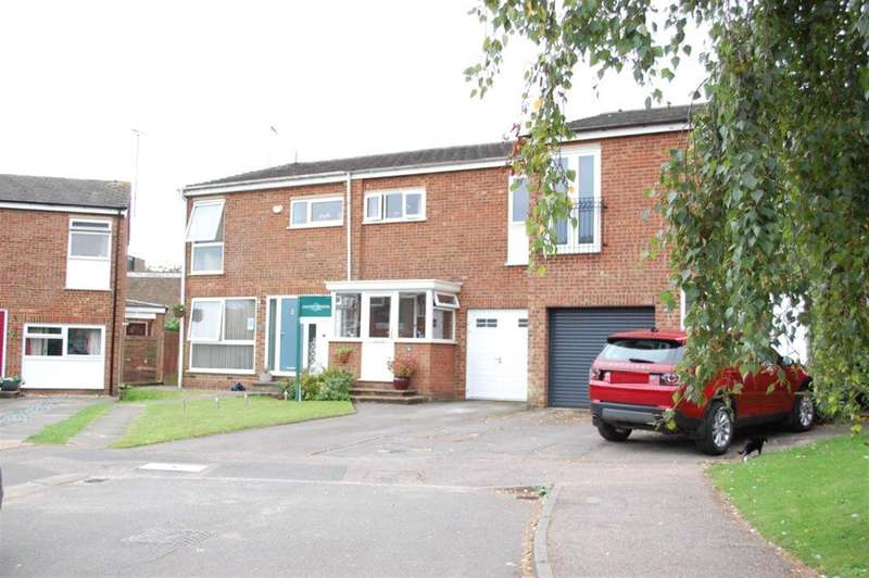 4 Bedrooms Terraced House for sale in The Ridgeway, Codicote,