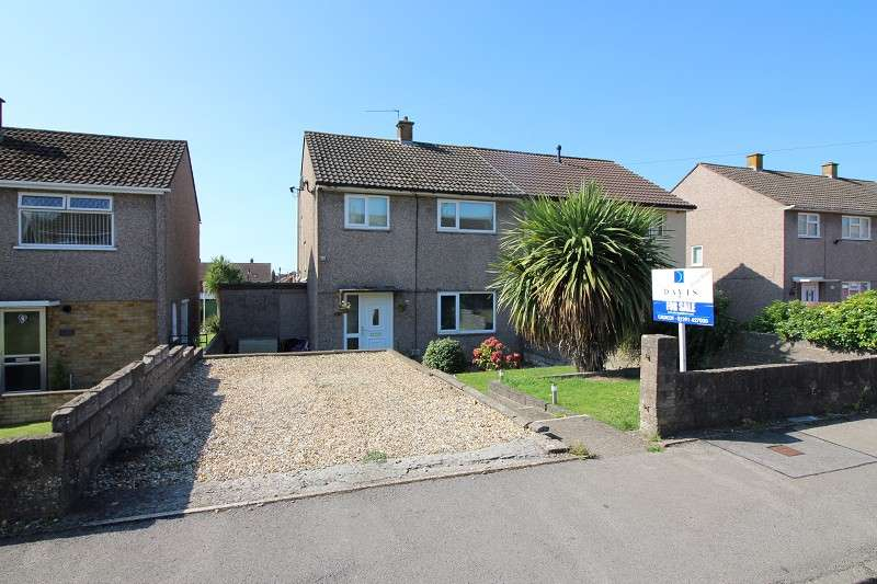 3 Bedrooms Semi Detached House for sale in Firs Road, Caldicot, Mon
