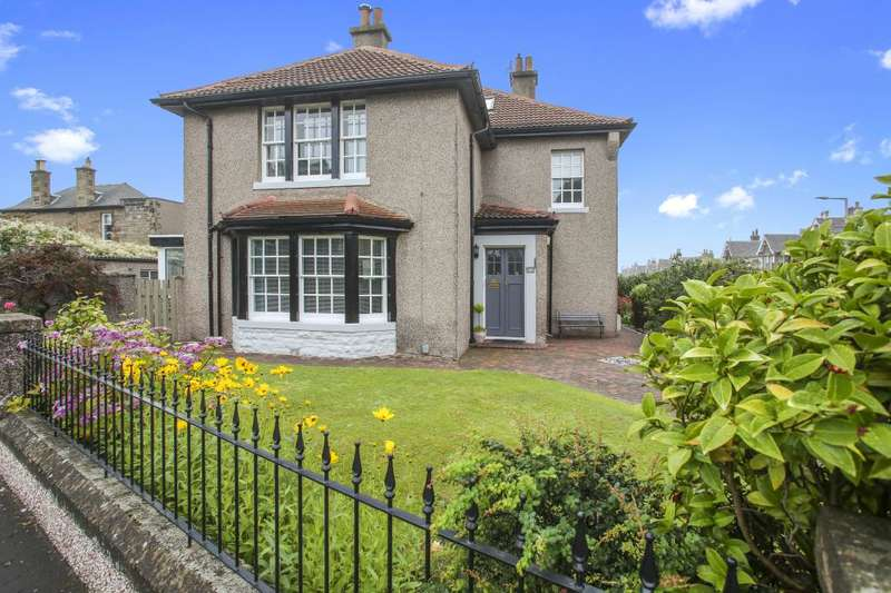3 Bedrooms Semi Detached House for sale in 40 Morton Street, Joppa, EH15 2HT