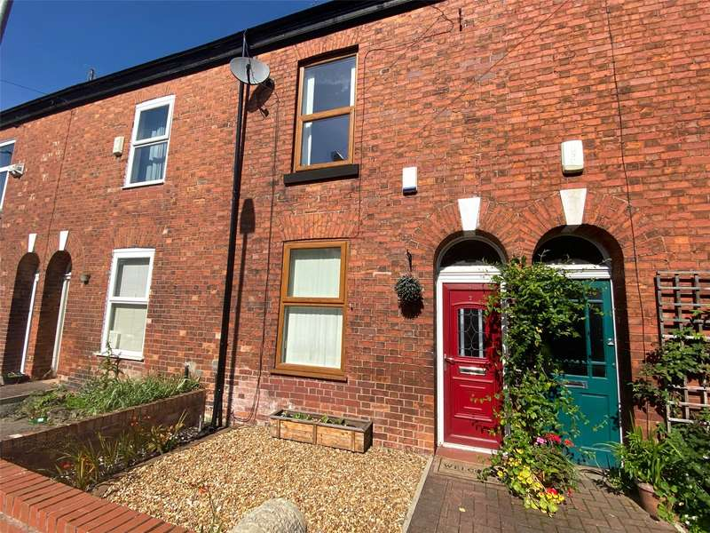2 Bedrooms Terraced House for sale in Ellesmere Terrace, Ladybarn, Manchester, M14