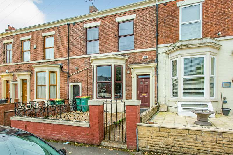 4 Bedrooms House for sale in East View, Preston, Lancashire, PR1