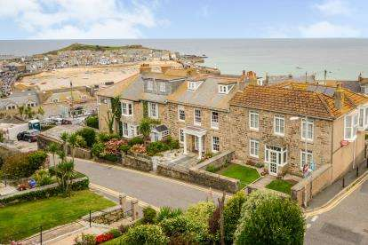 5 Bedrooms Terraced House for sale in ., St.Ives, Cornwall