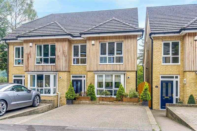 3 Bedrooms Semi Detached House for sale in Sunningvale Close, Biggin Hill