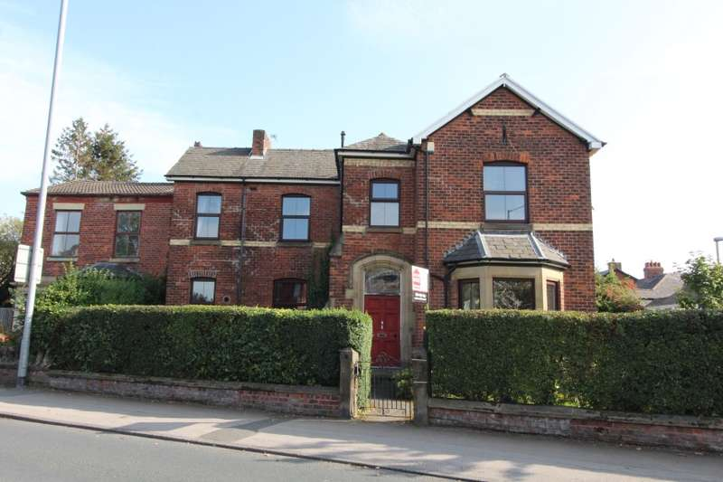 4 Bedrooms Detached House for sale in 513 Blackpool Road, Ashton-On-Ribble, Preston, Lancashire