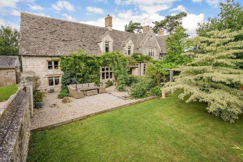 5 Bedrooms Semi Detached House for sale in Brookthorpe