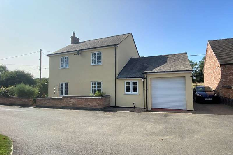 3 Bedrooms Detached House for sale in Dairy Lane, Nether Broughton