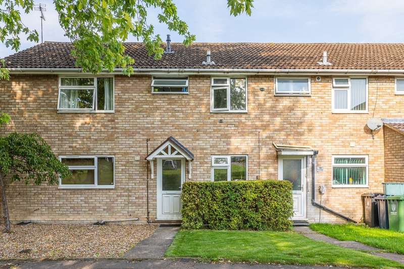 2 Bedrooms Terraced House for sale in Russet Way, Melbourn, SG8