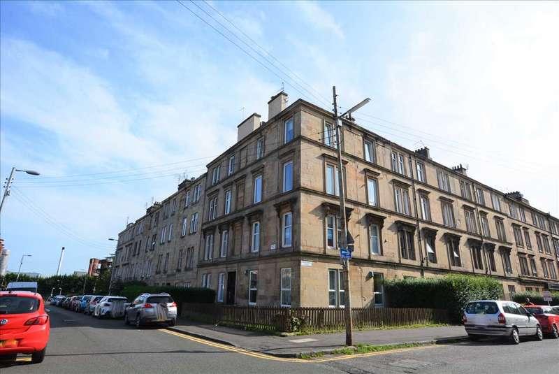 2 Bedrooms Flat for sale in Roslea Drive, Dennistoun, Glasgow G31