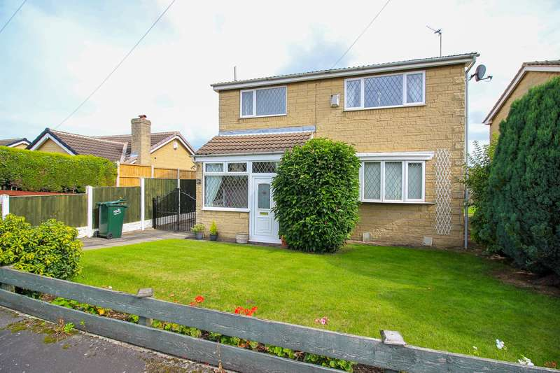 3 Bedrooms House for sale in Ledbury Gardens, Cusworth, Doncaster