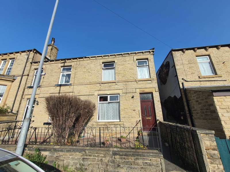 3 Bedrooms End Of Terrace House for sale in Dark Lane, Batley