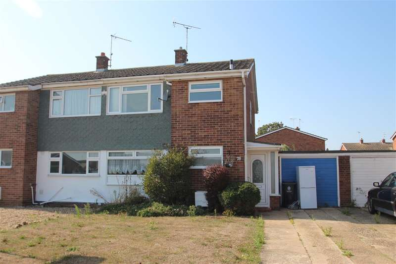 3 Bedrooms Semi Detached House for sale in Ravensdale, Great Clacton