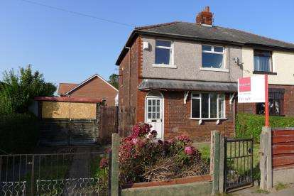 3 Bedrooms Semi Detached House for sale in Garrett Hall Road, Worsley, Manchester, Greater Manchester