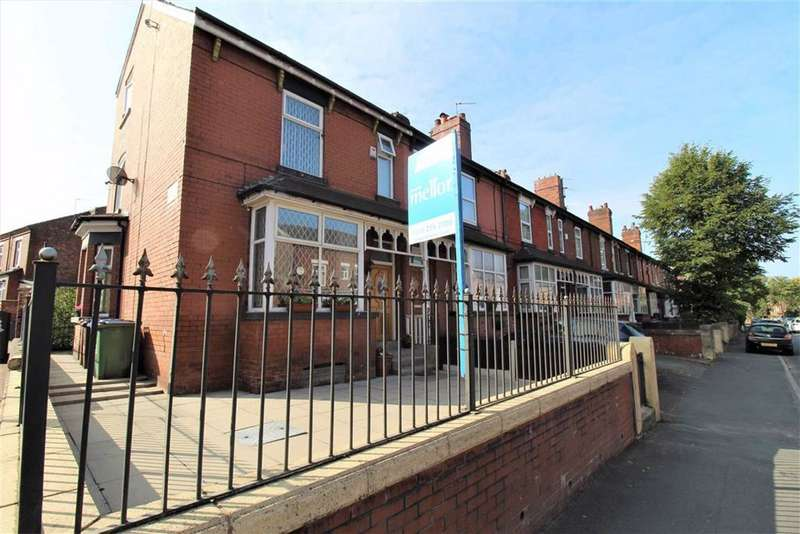 5 Bedrooms End Of Terrace House for sale in Albert Road, Manchester